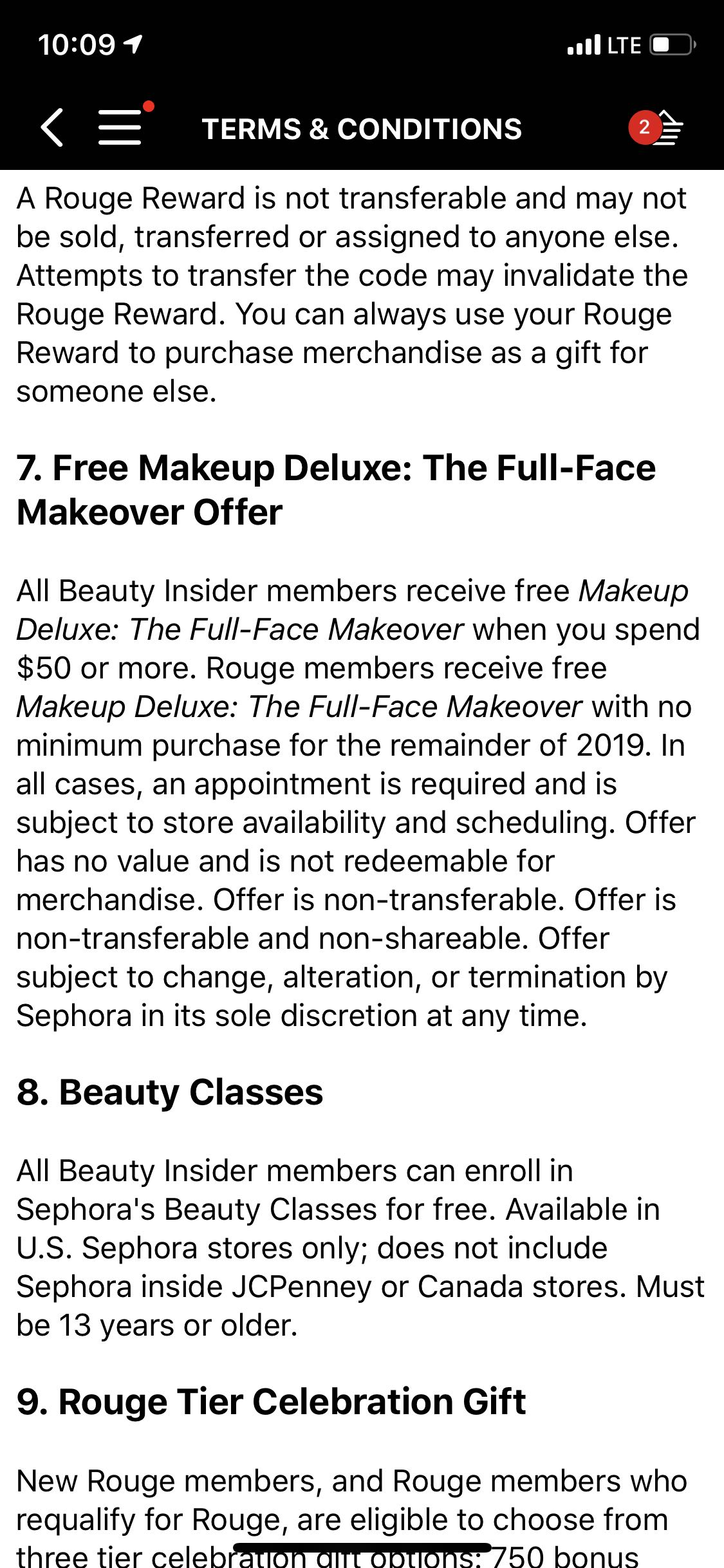 Free Custom Makeovers Benefit For Rouge