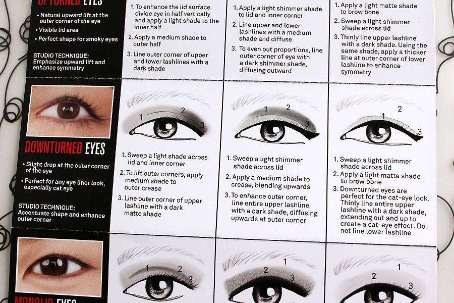 Re face shapeeye shape beauty insider community how to apply eye shadow for downturned eyessmashbox ccuart Images