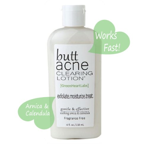 how to clear acne on bum