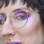 michelle wearing milk makeup.png
