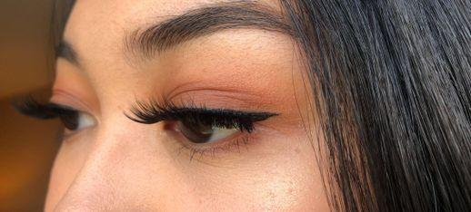 closeup of GeorginaBT wearing Pride lashes.jpg