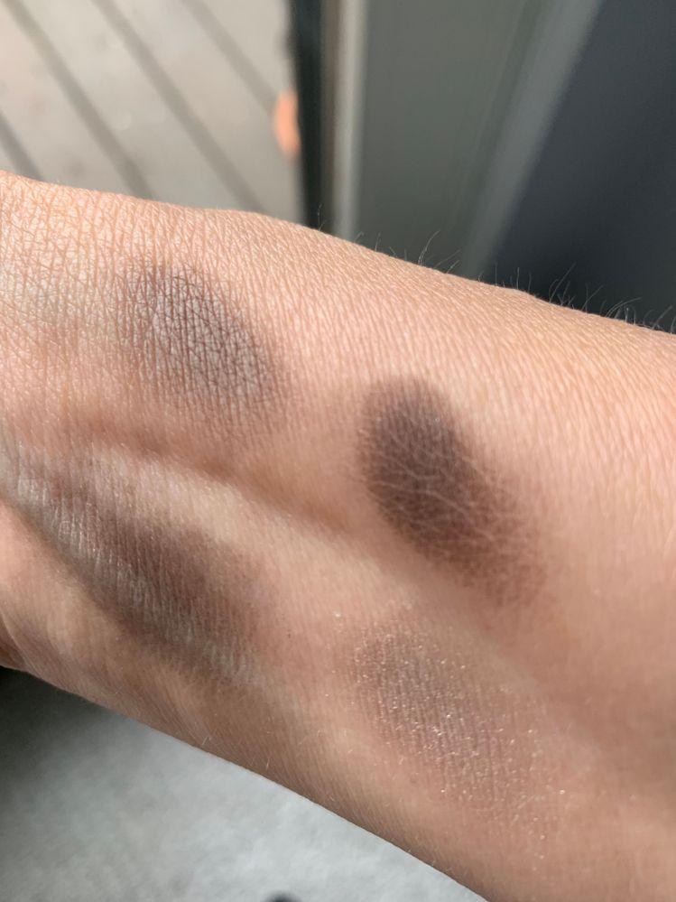 Chanel Blurry Greys
