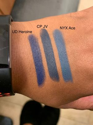 Which blue are you?