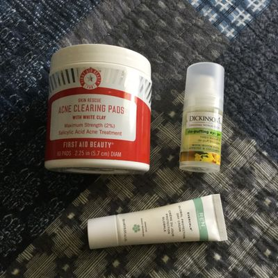 Don't like the Evercalm cream from REN