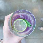 Delicious - I think it was lemonade!
