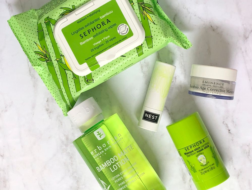 Cleansing & Exfoliating Wipes - Bamboo - Mattifying by Sephora Collection #7