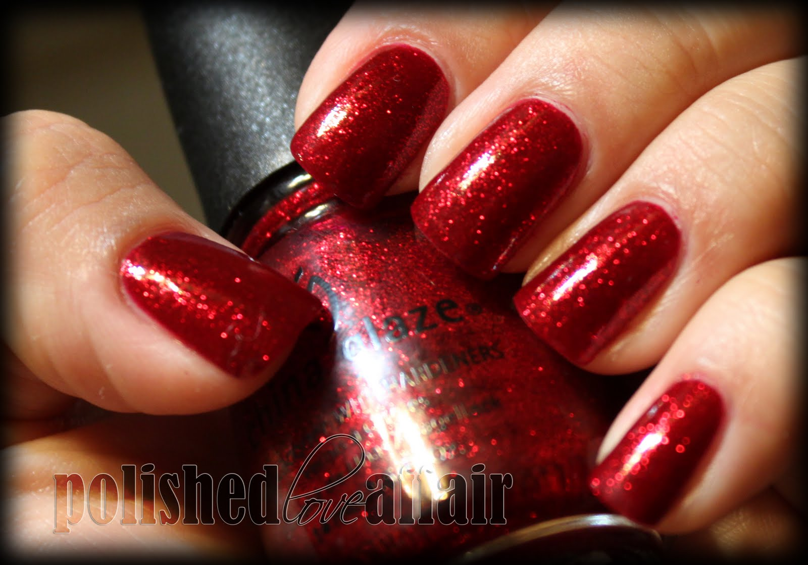China Glaze Ruby Pumps 2