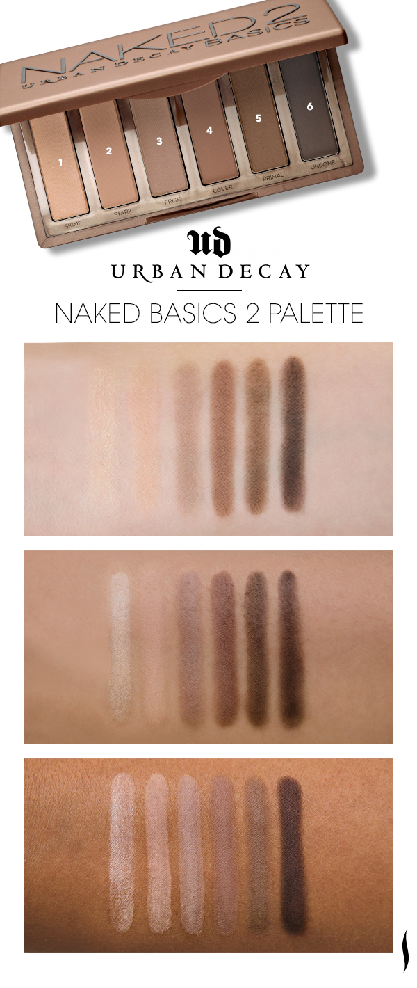 Naked2 Basics Eyeshadow Palette by Urban Decay #5