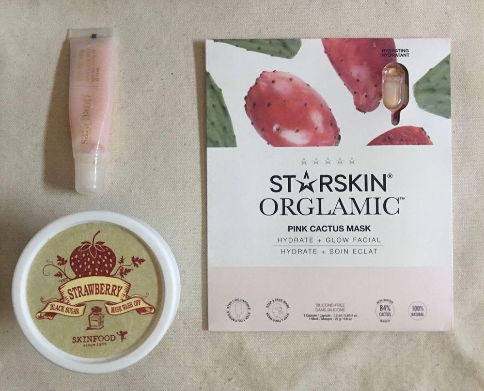 Sara Happ, Starskin & Skinfood