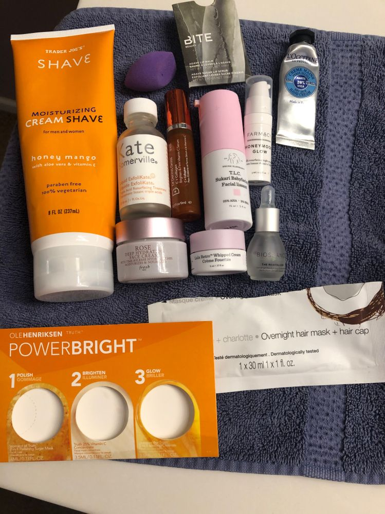 Loves- wish they still sold OH powerbright. The rest I have repurchased or have backups
