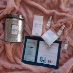 The Voluspa Yashioka Gardenia candle and a restock of the Hug Me deodorant by Blume. I  picked 3 Jo Malone fragrances for my.promo, I love these! I got Wild Sage & Sea Salt, Wild Bluebell, and English Pear & Freesia