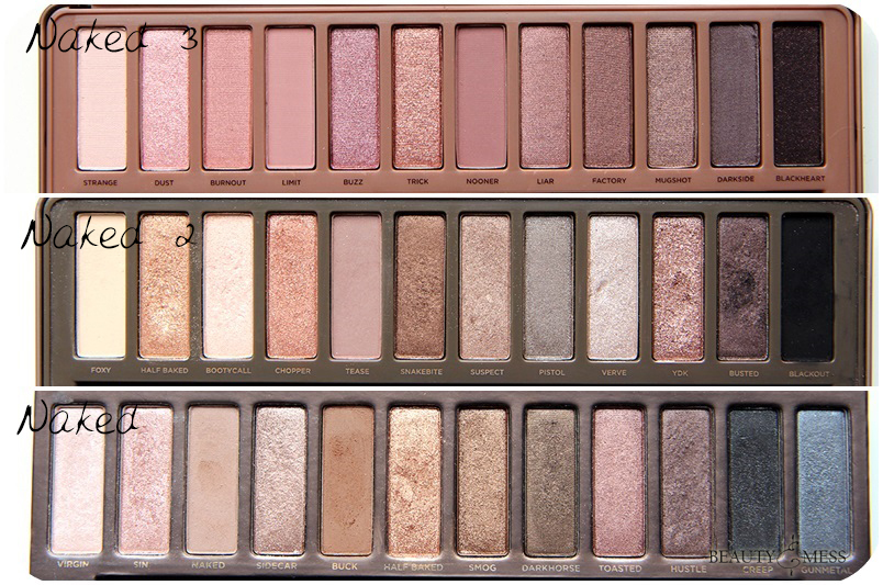 Urban decay naked palette 2 Nude Photos 2