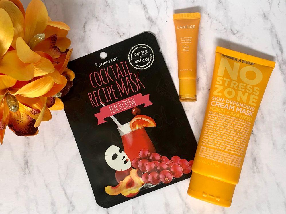 Peachy goodness!