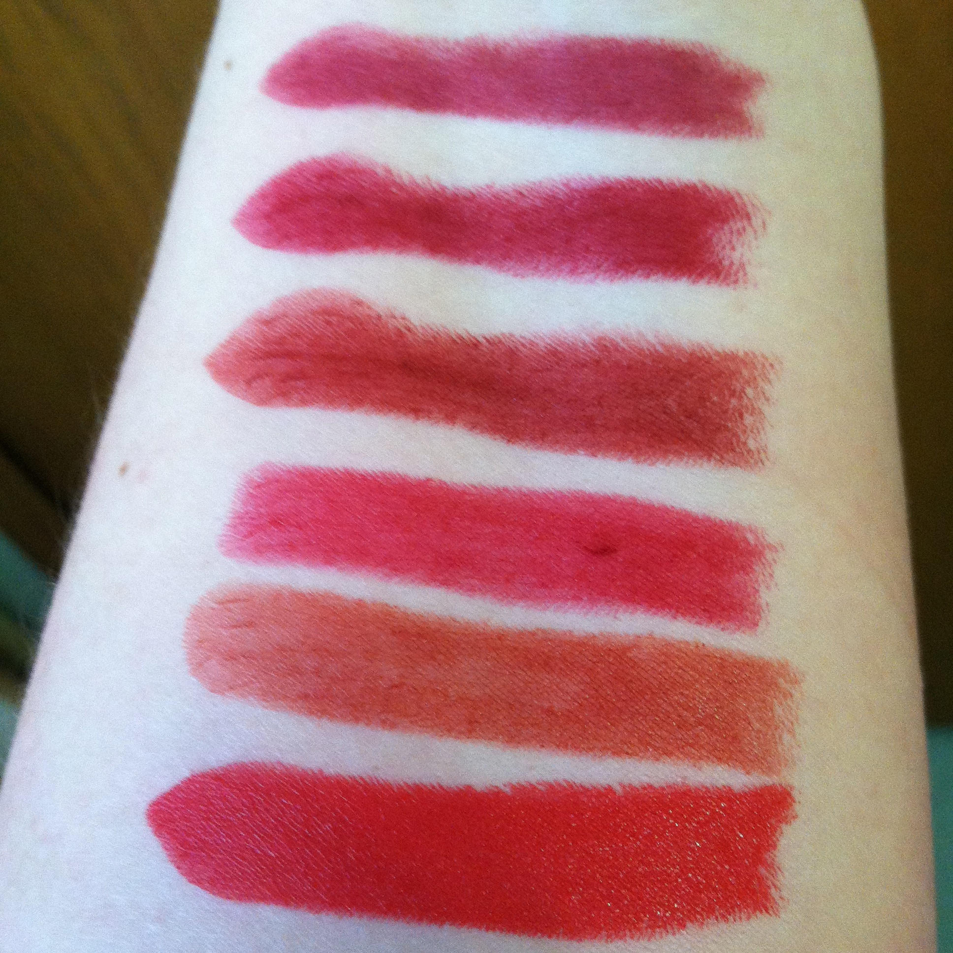 Re Swatch Your Lipstick Collection Beauty Insider Community