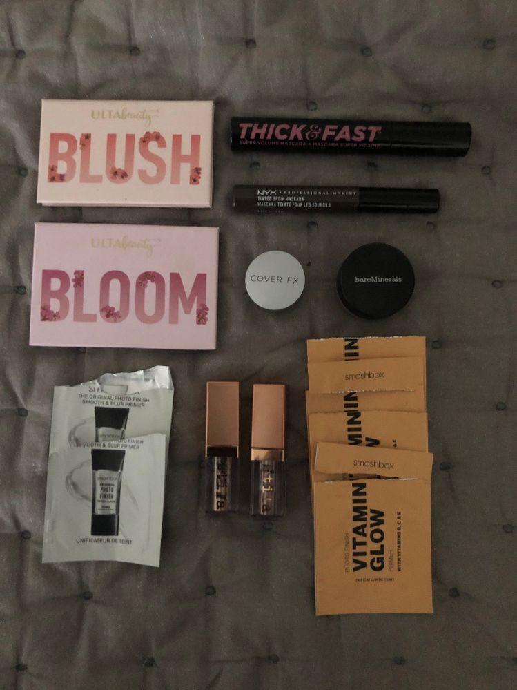 Makeup Empties / Declutters