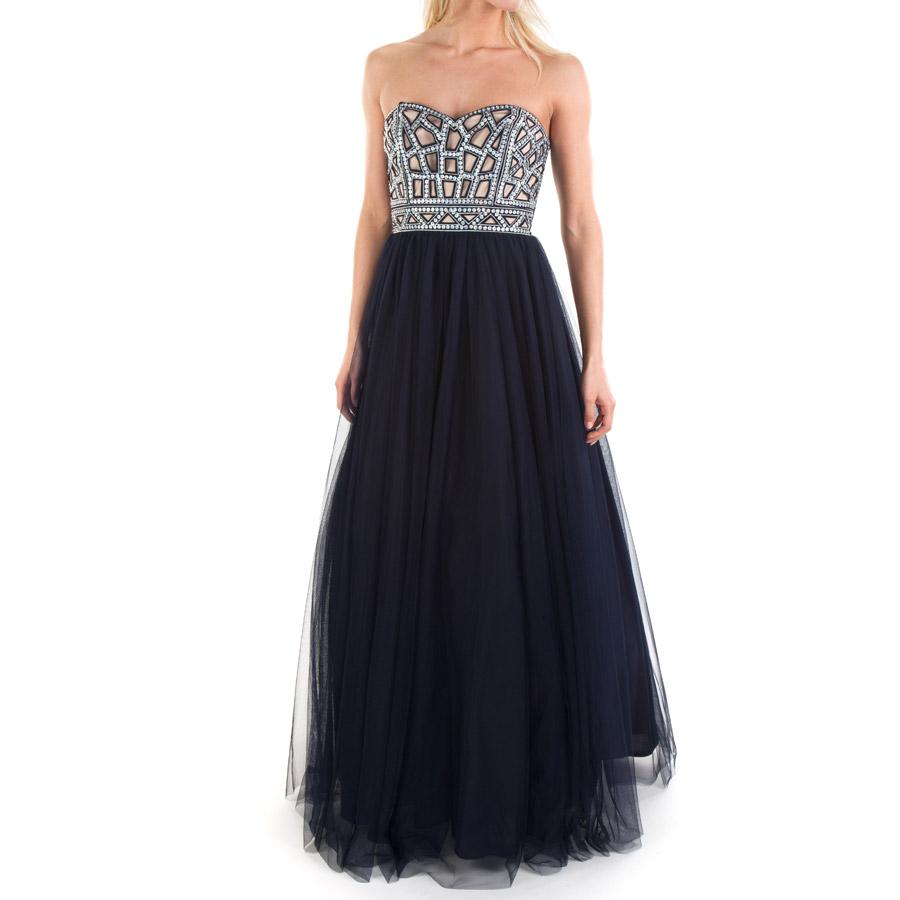 Prom Makeup for a navy blue dress? - BeautyTalk
