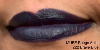 Now I'm even sadder that MUFE's discontinuing their Artist Rouge creme bullets.