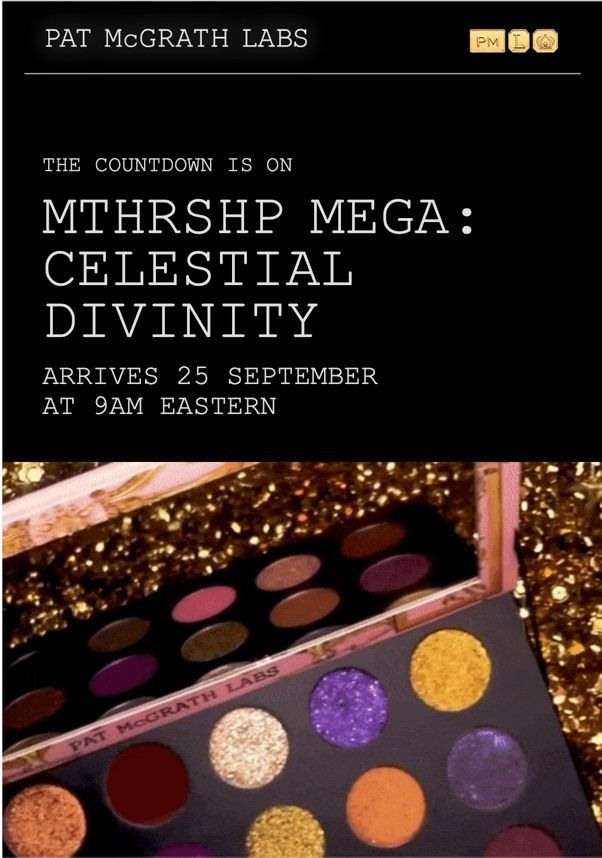 PMG MTHRSHP MEGA launches Friday 9/25 at 9 AM ET.