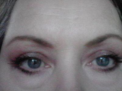 Sephora Coll. liner & Bambi eye mascara
