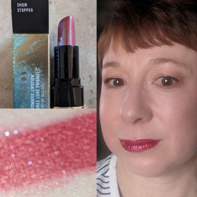 Bobbi Brown Luxe Prismatic Lipstick in Showstopper
