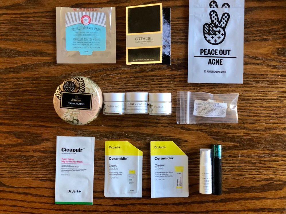 Jan 2021 Top Shelf: These are excellent products and ones I consider to be staples and repeated repuchases.