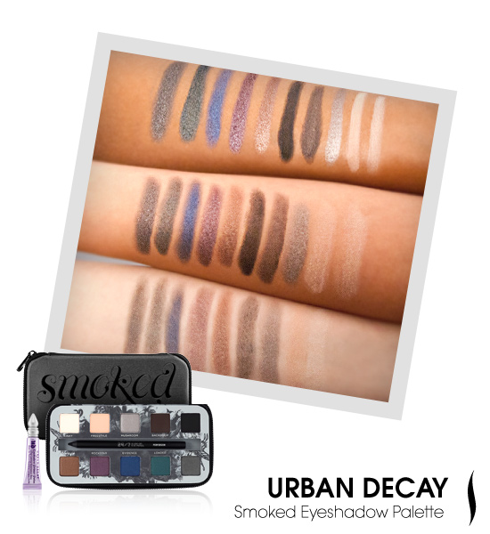 Smoked Eyeshadow Palette by Urban Decay #7