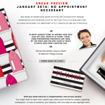 Sephora Play Jan16 Spoiler Page