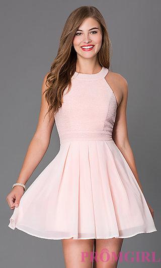 Texas Pink Dress