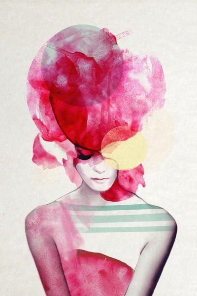 Bright Pink - Part 2 by Jenny Liz Rome.jpg