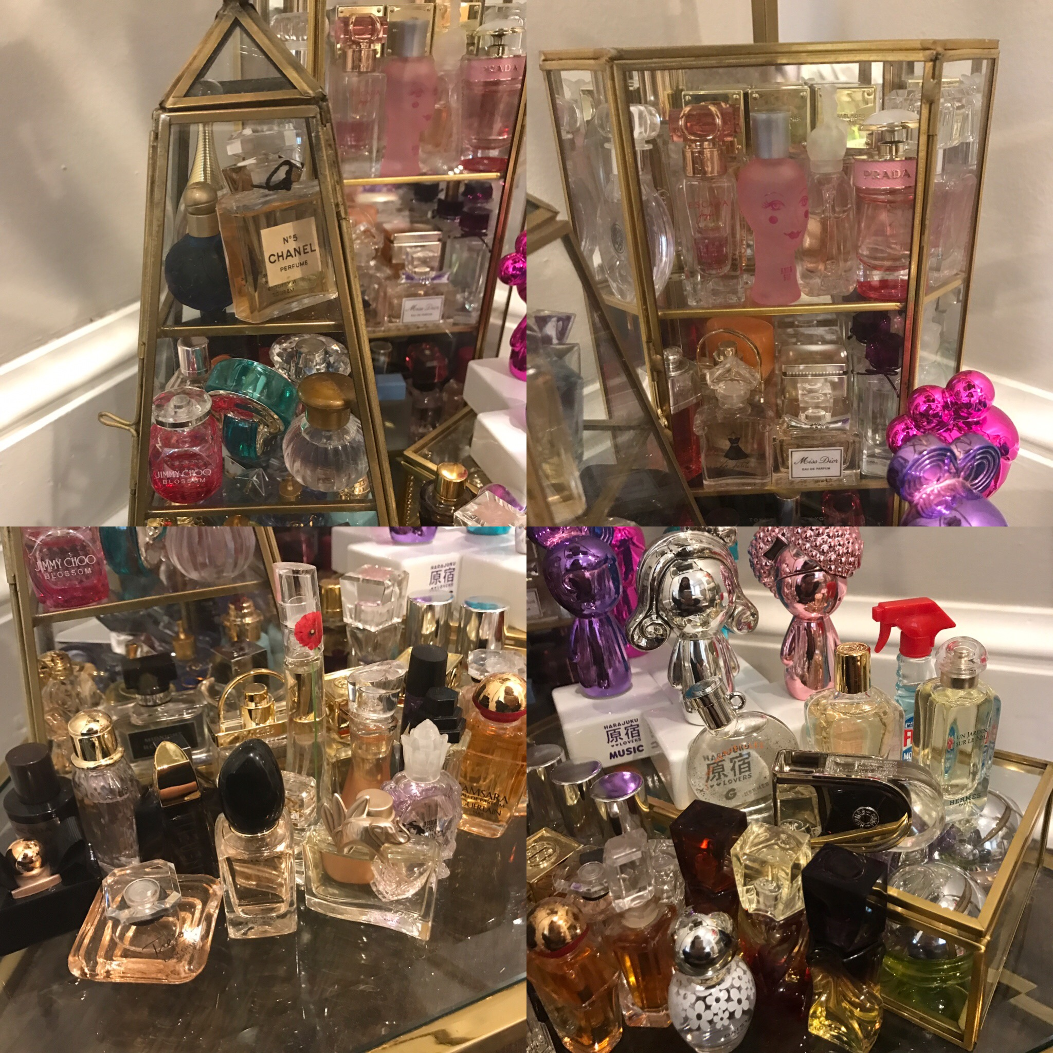 e92c9539964 Show Me Your Mini Perfume Collection! - Beauty Insider Community