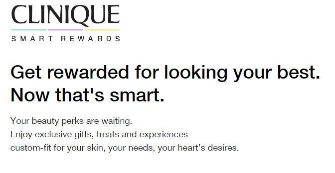 clinique smart rewards.JPG