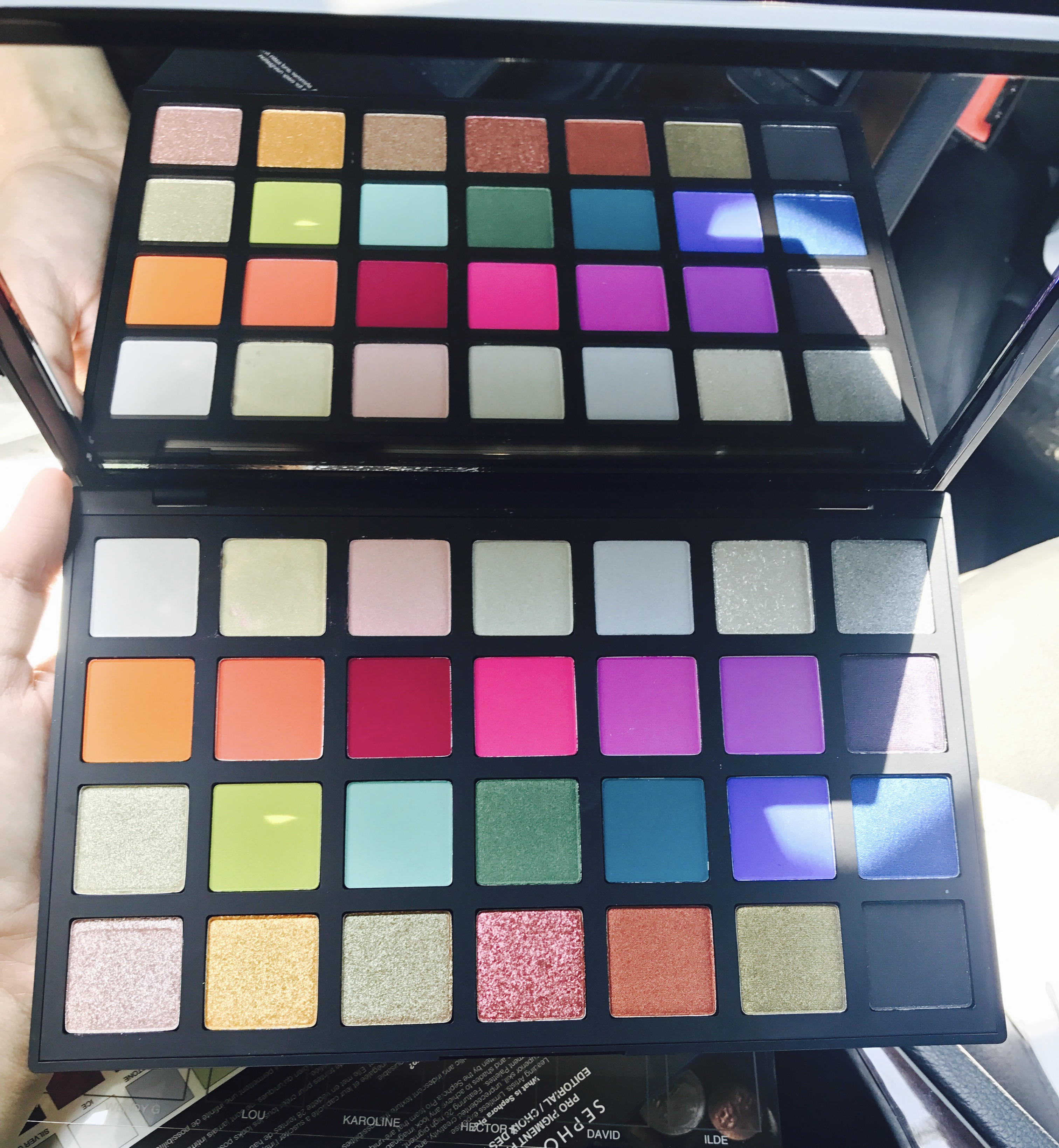 appreciation for sephora pro palettes beauty insider community