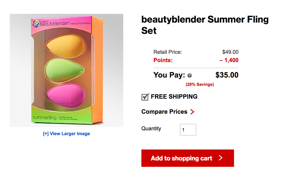 This limited edition set is $49 on Sephora!!!