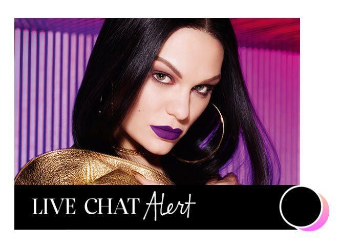 Jessie J live chat.jpg