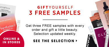 3 Free Samples in Store with Purchase  R    - Beauty Insider