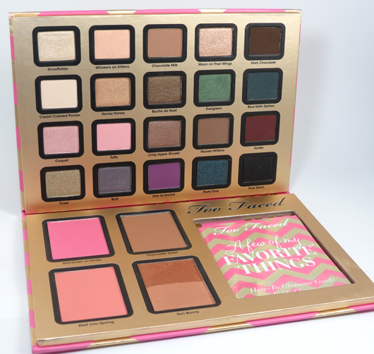 Re Best Eyeshadow Palette To Take For H Beauty Insider
