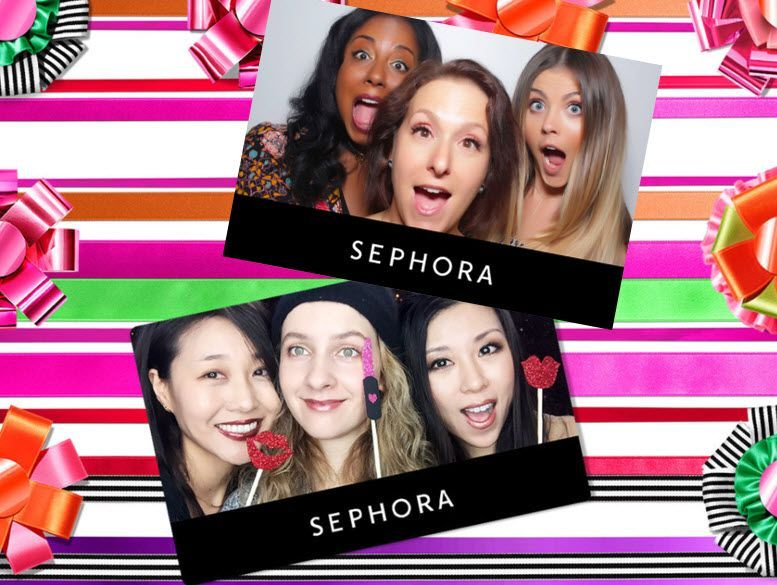 ever wanted to make a diy gift card well today is your lucky day because we are officially launching personalized gift cards at sephora - Make Your Own Gift Card