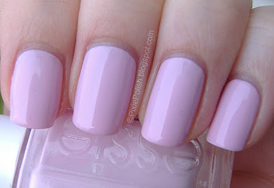 Re Opaque Pastel Pink Lavender Nail Polish Recommendations