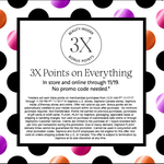 Sephora 3x Points Promotion November 2017.png