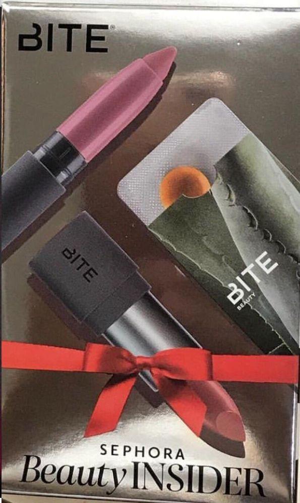 Re 2018 Birthday Gift Sephora