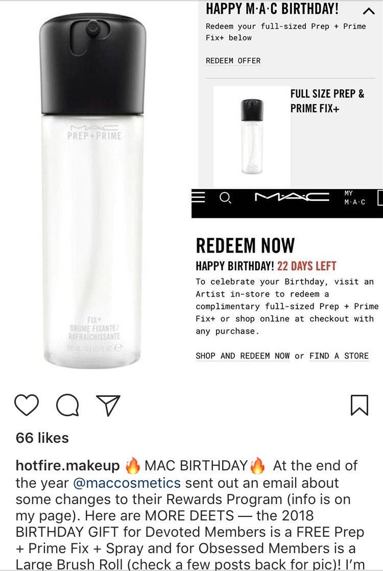 RE MAC LOVE AND RELEASES THREAD