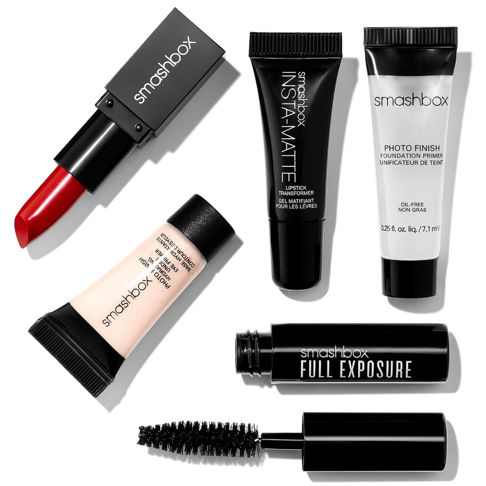"Smashbox ""Flawless in Five"" set"