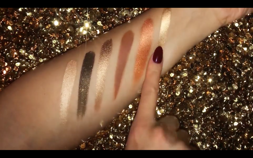 Sublime Bronze Ambition Eyeshadow Palette